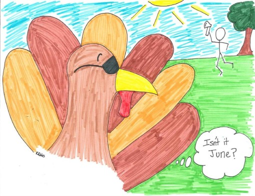 June Turkey