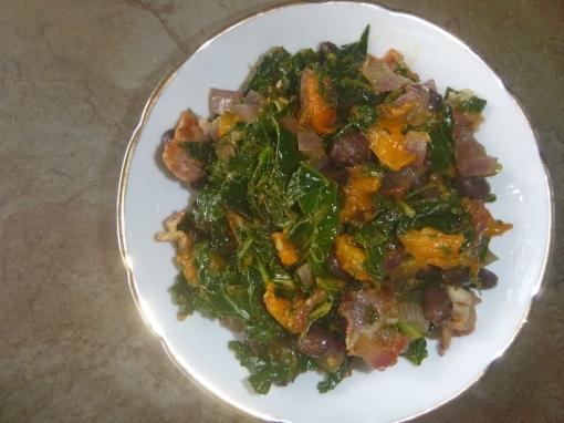 Kale Beans 2