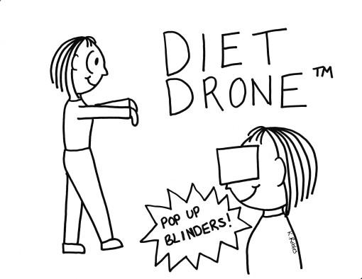 Diet Drone