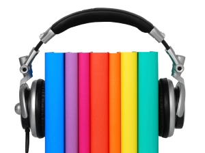 books-headphones