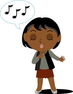 singing-woman