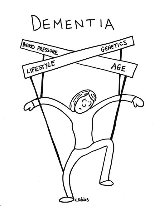 dementia puppet